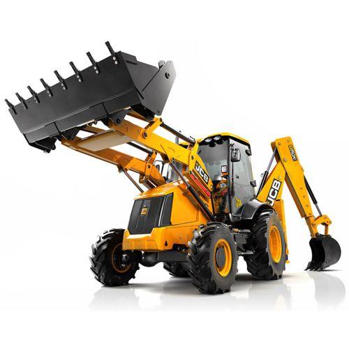 Traktorbagr JCB 3CX